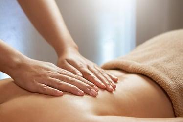 Massage corps immunité