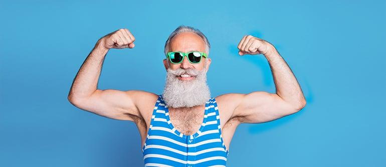Personnes-agee-medical-bleu