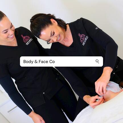 body and face co