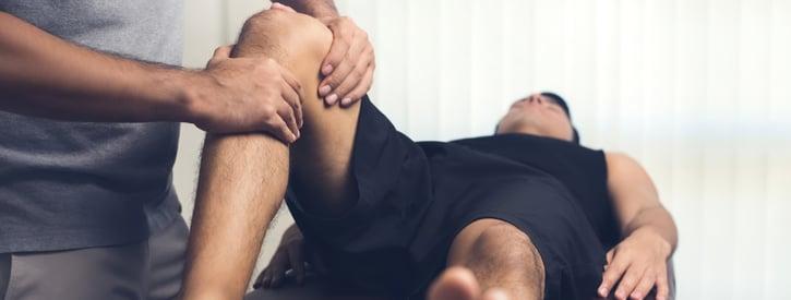 kinésithérapie des membres inférieurs
