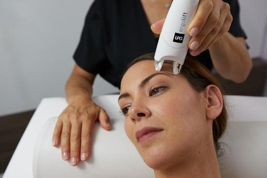 traitement visage LPG endermologie